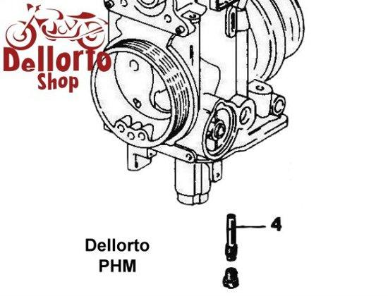 Dellorto Phm 40 Parts Diagram