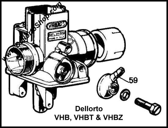 diagram of 30 vbh (59) single, angled, 8 mm metal fuel inlet banjo for ... #9