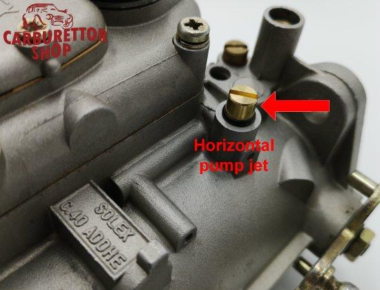 Solex ADDHE Carburetor Parts