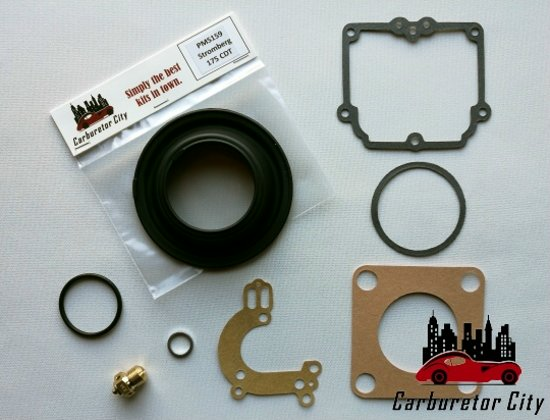 Stromberg 175CD Carburetor Parts and Service Kits